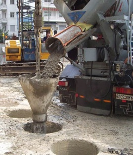 Cement Filling